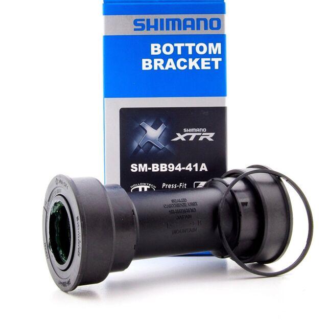 Shimano XTR SM-BB94-41A 89.5mm/ 92mm HOLLOWTECH II Press-Fit Bottom Bracket, NIB