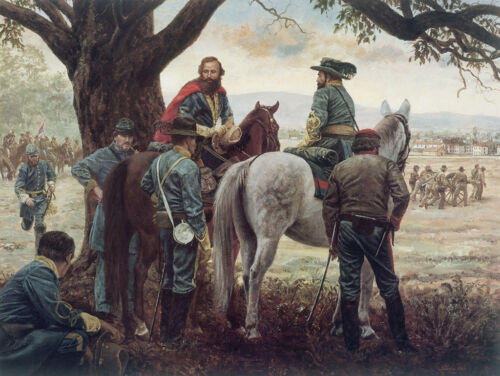 """/""""The Homecoming/"""" Don Stivers Civil War Signed Artist Proof Print"""