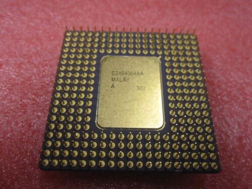 Vintage Intel i860 80860 Processor CPU A80860XP-50 CPGA SX657 w// HS