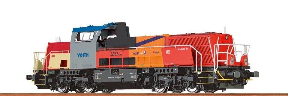 Brawa HO 42728 Diesellok Gravita15D BR265 Innotrans Voith Turbo Ep.VI NEU OVP