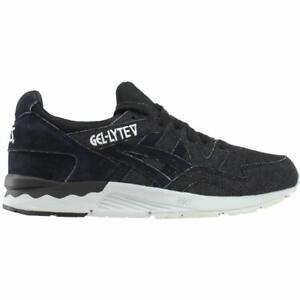 wholesale dealer 04c95 bcb9b Details about Asics H7AVQ 9690 Gel Lyte V Mid Grey Black Men's Sneakers