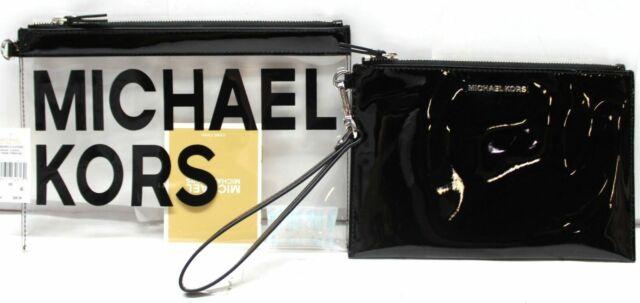 MICHAEL Michael Kors Travel Translucent Pouch Duo 2 Piece Set LIMITED EDITION