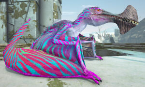 Ark Survival Evolved Xbox One PvE CC Tropeo | CC Tropeognathus x2 Fert Eggs