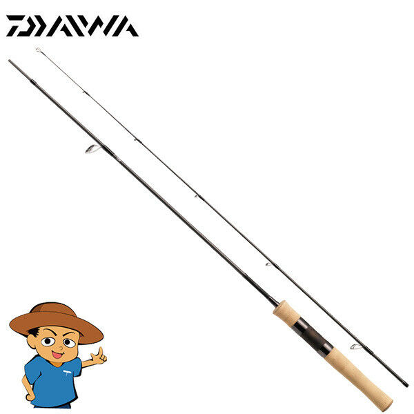 Daiwa PURELIST 62L V Light 6'2  trout fishing spinning rod from JAPAN