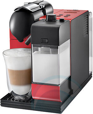 Delonghi Nespresso Lattissima+ Coffee Machine EN520R
