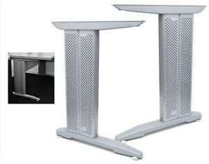 Support Plan De Travail.Details Sur Cadres Metalliques Pour Plan De Travail Bar Bureau Table Support Jambe Cuisine Afficher Le Titre D Origine