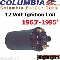 Columbia Par Car-harley Davidson Golf Cart 12 Volt Ignition Coil 31601-63a