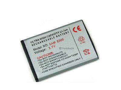 HANDY AKKU Batterie für SAMSUNG GT E1080w Accu neu X707