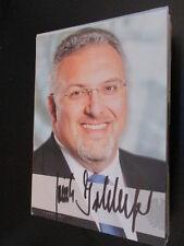 61843 Dr Georg Kippels Politik TV Musik Film original signierte Autogrammkarte