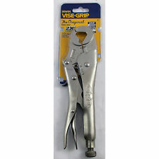"""10"""" Vise-Grip Locking Wrench with Cutter - IRWIN Tools - 2"""
