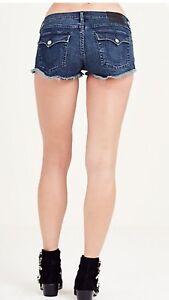 Religion Vintage Short Cutoff Women New taglia indossato True 889347671117 32 Joey BFxqFp6