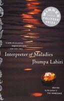 Interpreter Of Maladies By Jhumpa Lahiri, (paperback), Mariner Books , New, Free