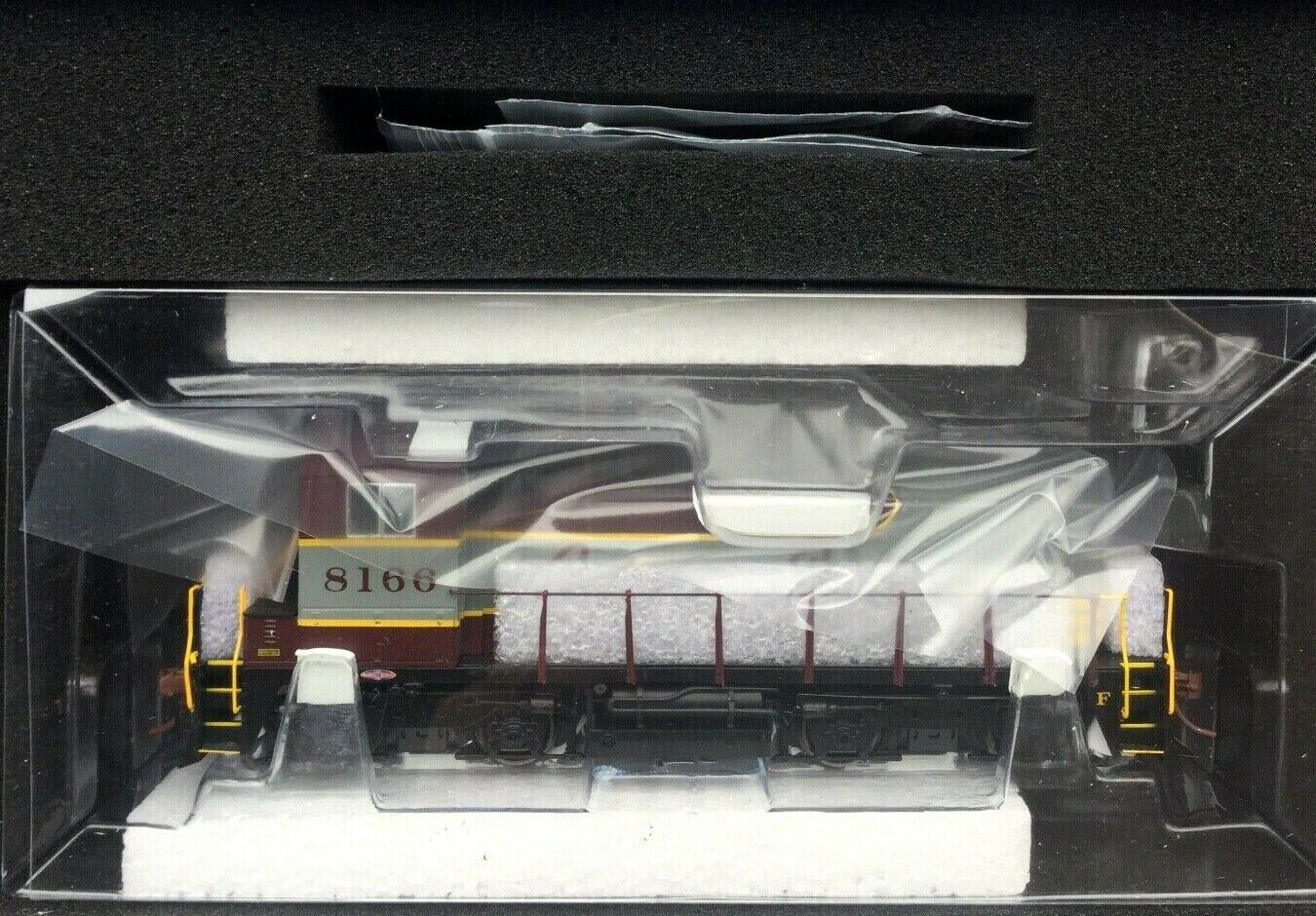 Rapido 1 87 Ho CP Canadian Pacific SW1200 RS RD  8166 DCC y Sonido 26512 F S