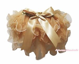 Pure White Petal Baby Girl Tutu Dress Party Pettiskirt with White Bow NB-8Year