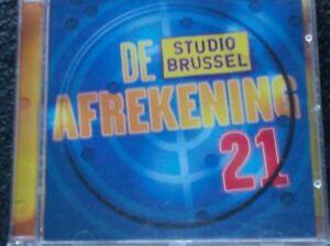 DE-AFREKENING-21-STUDIO-BRUSSEL-Very-Rare-U2-Arid