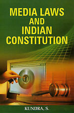 Media Laws and Constitution, Kundra, Shipra, Used; Very Good Book