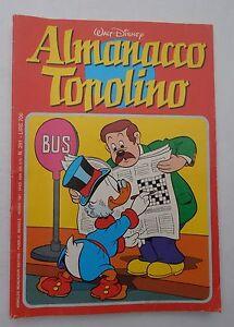 Almanacco-Topolino-291-Marzo-1981-Lire-700-Arnoldo-Mondadori-Editore