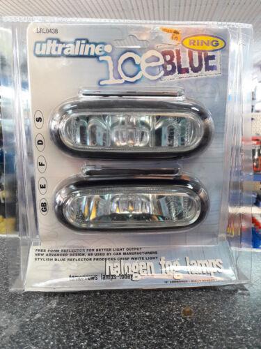 Bague Bleu Glace Halogène Feux De Brouillard BRL0438