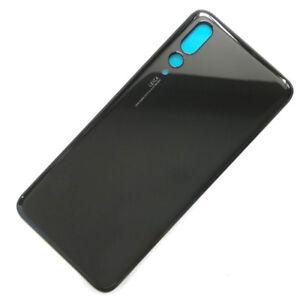Huawei-P20-Pro-Cover-Copertina-Retro-Batteria-Copertura-Posteriore-Vetro-Nero