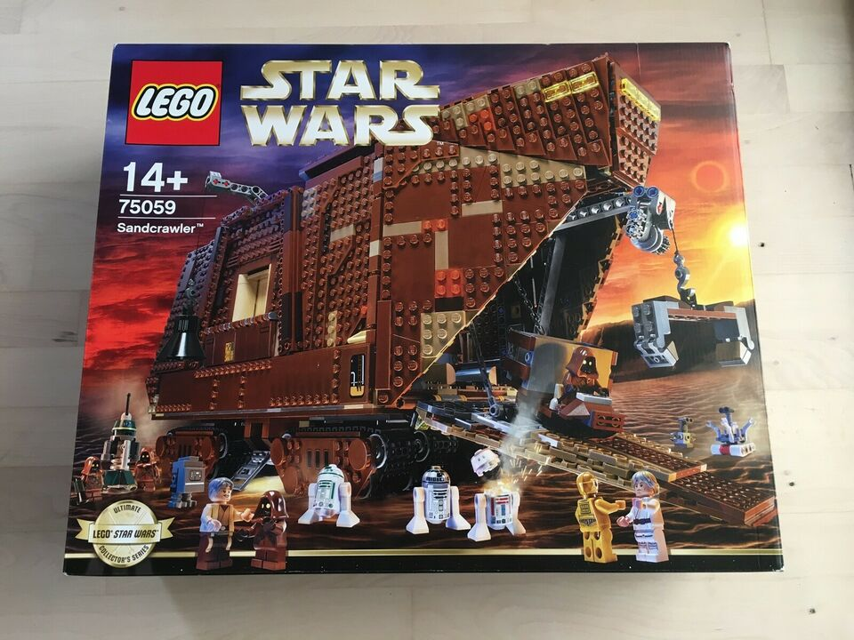 Lego Exclusives, 75059