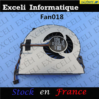 A Fan Cpu FR 720235 Hp Grade Envy 15 001 Cooling gx18qpY