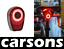 Posteriore-USB-Ricaricabile-Luce-rossa-BICI-LUNARE-LUCI-LUMINOSO-in-Alluminio-Coda-carsons miniatura 1