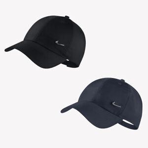 e5a390447 Details about Nike Metal Swoosh H86 Adjustable Hat Cap Baseball Cap Unisex  Sports 943092