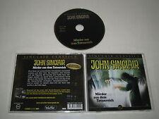 JOHN SINCLAIR/MÖRDER AUS DEM TOTENREICH/FOLGE 02(LÜBBE AUDIO)  HÖRSPIEL CD