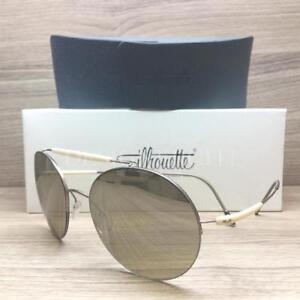 2055608d60 Image is loading Silhouette-Titan-Adventurer-8659-40-6208-Sunglasses-Shiny-