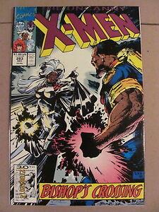 Uncanny-X-Men-283-Marvel-Comics-1st-full-app-Bishop-9-2-Near-Mint