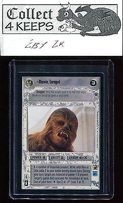 Star Wars Ccg Reflections Iii Jabba Desilijic Tiure Nrmint Mint Swccg