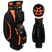 For 2017 Ncaa Team Golf Oklahoma State Cowboys Clubhouse Golf Cart Bag