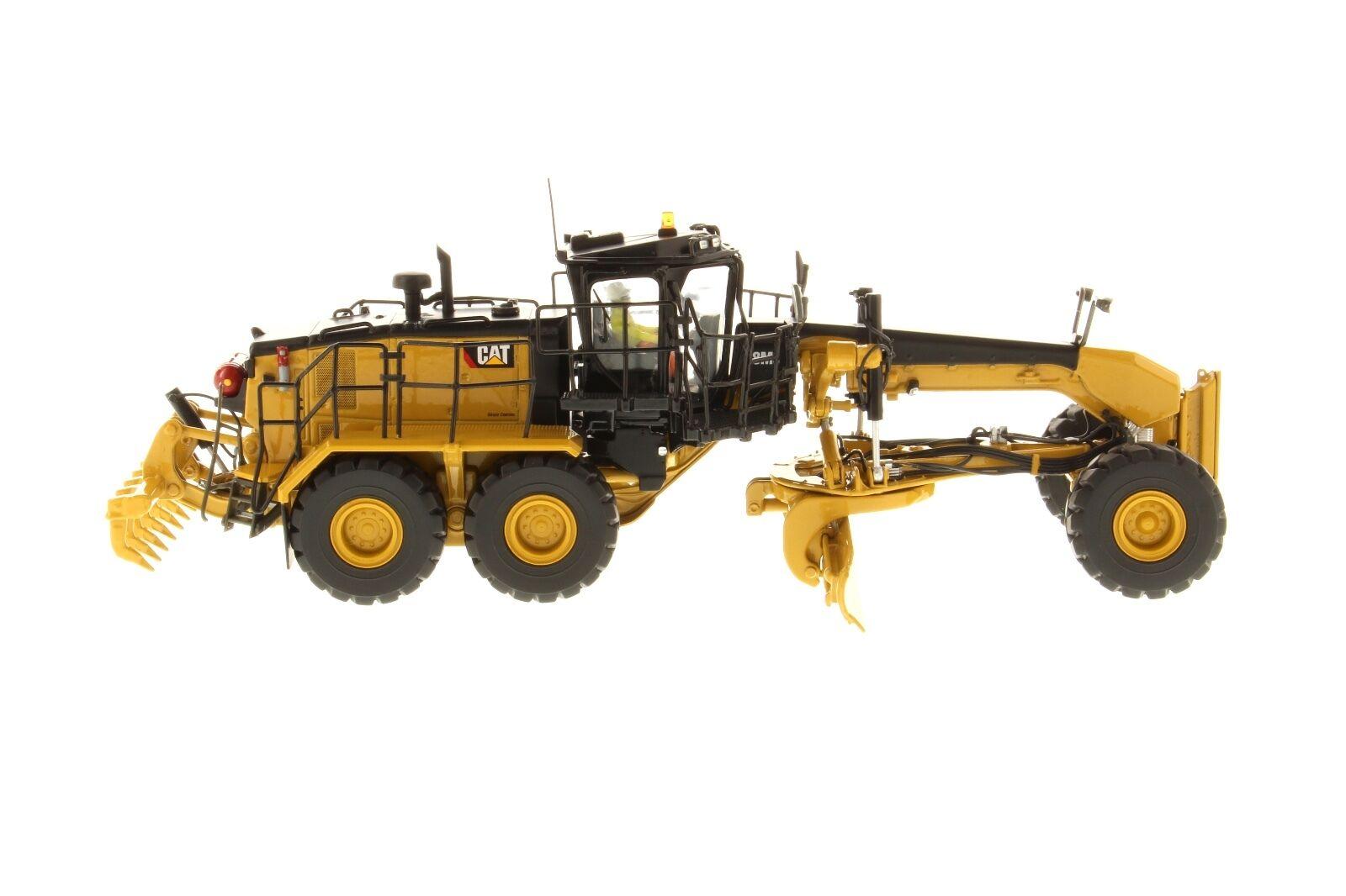para barato Escala 1 50 Caterpillar Cat Cat Cat 18M3 Motor grado-Diecast Masters 85521  selección larga