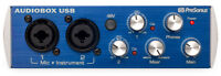 Presonus Audiobox Usb 2 X 2 Usb Recording Interface W/ Studio One Artist Daw