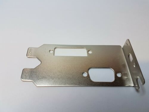 Low Profile Brackets For Graphics Cards Fits Vga Dvi 425010