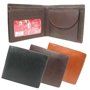 Modestil Herren Schmal Hohe Qualit_t Echte Leder Kreditkartenhalter Brieftasche 864 Herren-accessoires