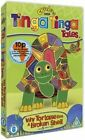 Tinga Tales Why Tortoise Has a Broken Shell DVD Region 2 Discs 1 an