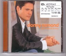 (HH179) Donny Osmond, What I Meant To Say - 2004 CD