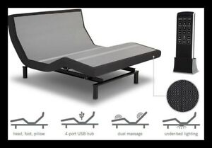 LEGGETT & PLATT ADJUSTABLE ELECTRIC BEDS ~ ALL MODELS & SIZES ADD MATTRESSES