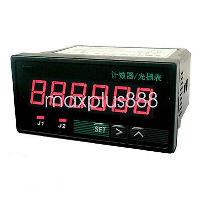 NEW 1pcs Digital LED counter grating encoder display meter HB961//HP961