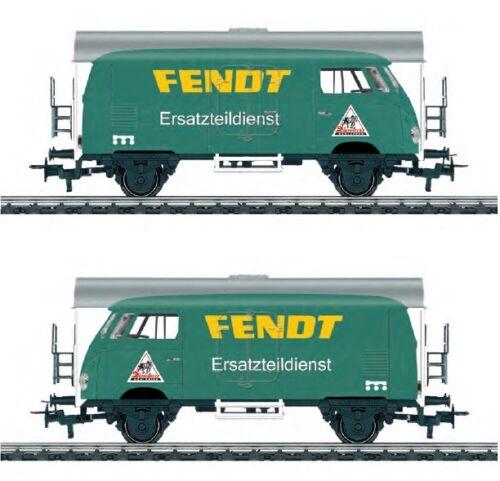 """Märklin 4415.631 carro di raffreddamento /""""Fendt/"""" speciale modello h0 1:87 NUOVO /& OVP"""