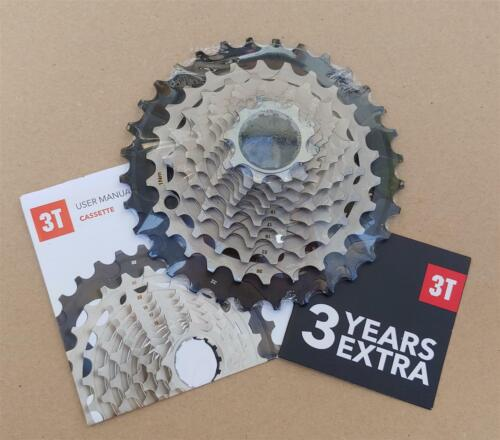 3T Bailout 11-fach Road Bike Cassette 9-32 Teeth New