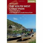The South West Coast Path: From Minehead to South Haven Point by Paddy Dillon (Paperback, 2016)