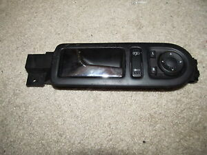 98 99 00 01 02 vw beetle lh driver interior door panel