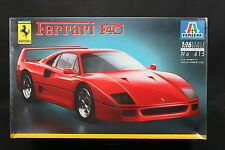 XW041 ITALERI 1/16 maquette voiture 615 Ferrari F40