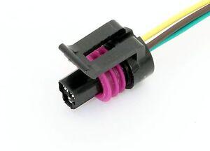 Details about LS1 3 Wire Coolant Temperature Temp Sensor Wiring Connector  97-98 GM Corvette