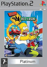 simpsons hit and run playstation 2