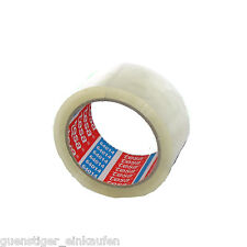 Tesa Packing Tape Transparent 2in x 216 6/12ft Packaging Material Package Tape