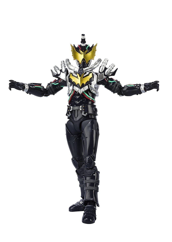 BANDAI S.H. Figuarts Kamen Masked Rider Build Night Rogue 150mm Action Figure