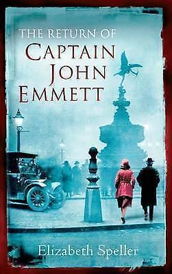 1 of 1 - The Return of Captain John Emmett by Elizabeth Speller (Hardback, 2010)